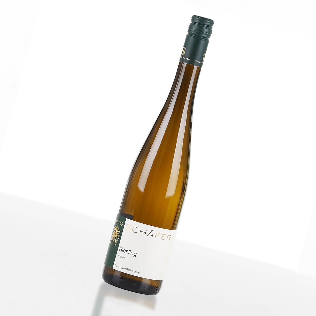 2019er Burg Layer Rothenberg Riesling trocken • Weingut Otto Schäfer