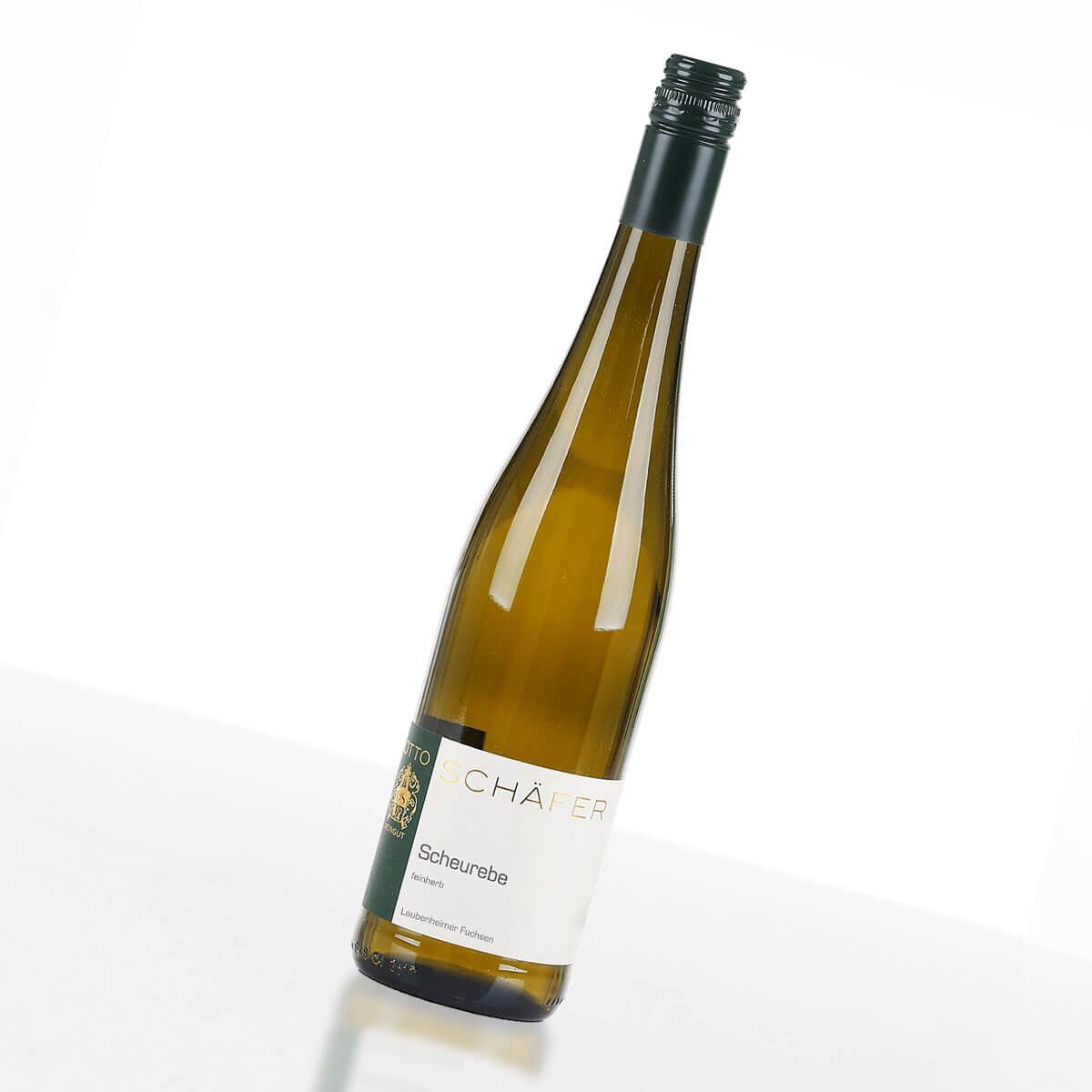 2019er Scheurebe feinherb • Weingut Otto Schäfer