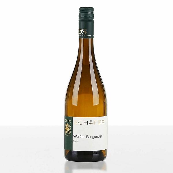 2019er Weißer Burgunder trocken • Weingut Otto Schäfer