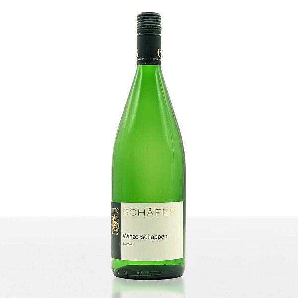2020er Winzerschoppen lieblich • Weingut Otto Schäfer