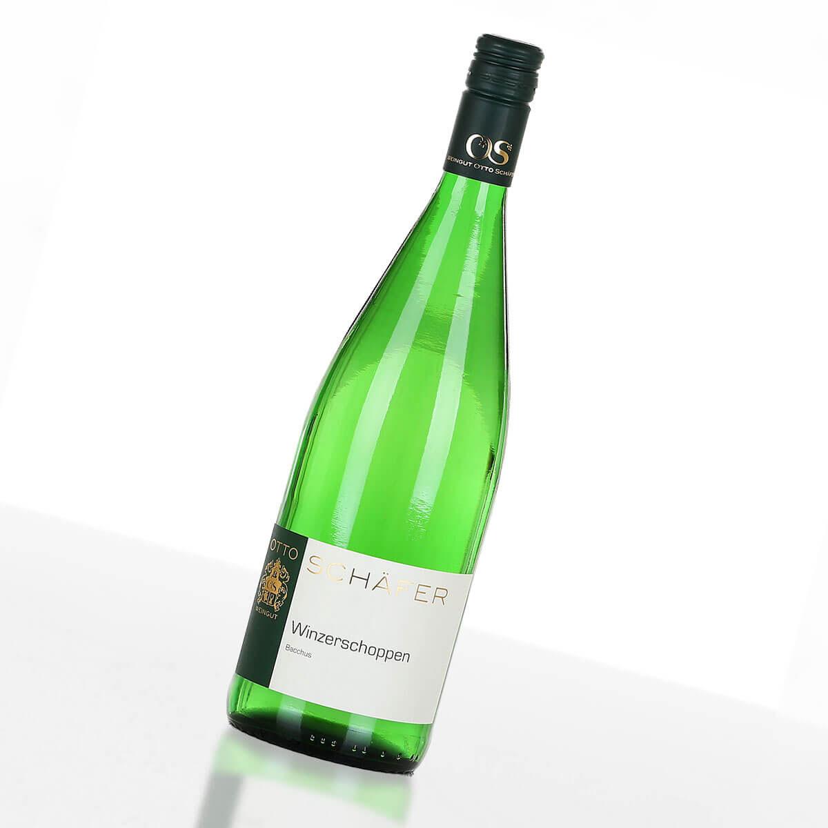2019er Winzerschoppen lieblich • Weingut Otto Schäfer