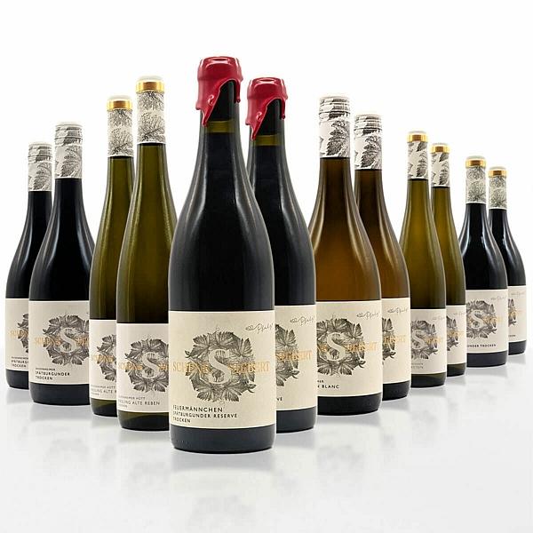 Weinpaket LAGEN (XL) • Weingut Schenk-Siebert