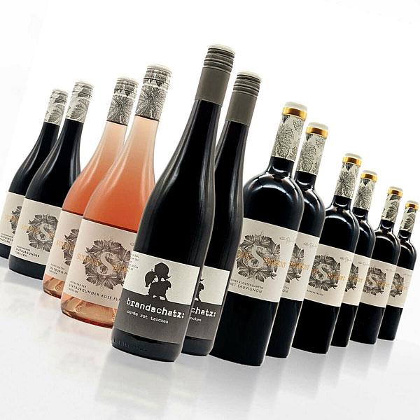 Weinpaket ROT (XL) • Weingut Schenk-Siebert