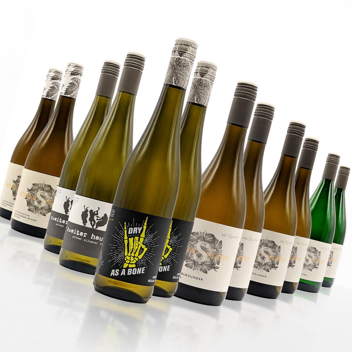 Weinpaket WEISS (XL) • Weingut Schenk-Siebert