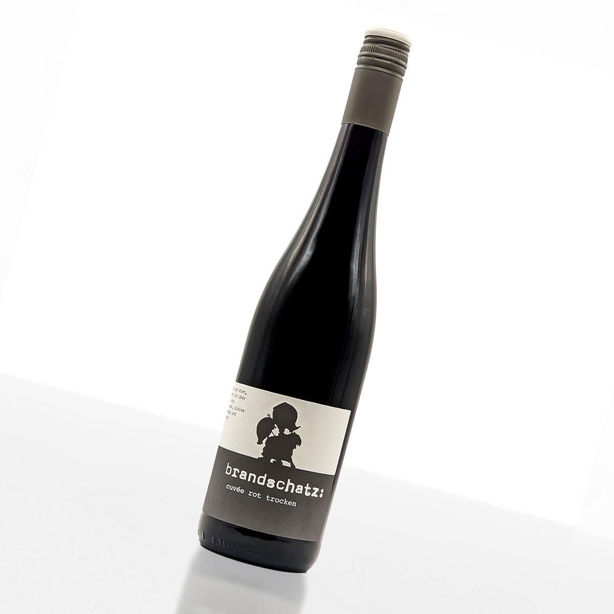2017 Brandschatz Cuvée trocken • Weingut Schenk-Siebert