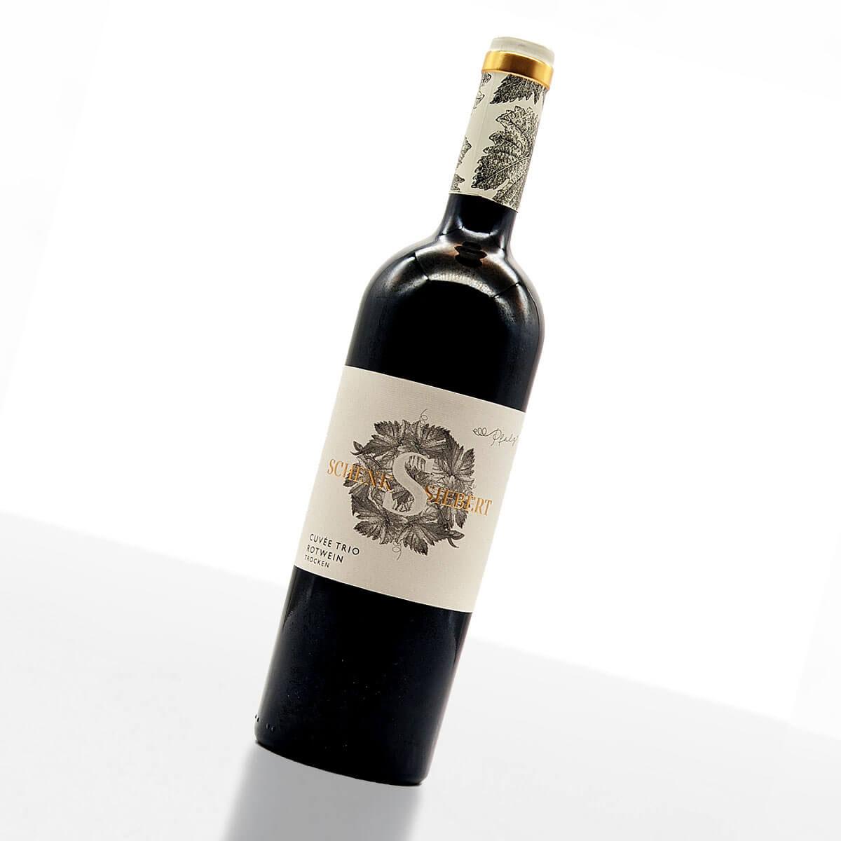 2017 Cuvée Trio trocken • Weingut Schenk-Siebert