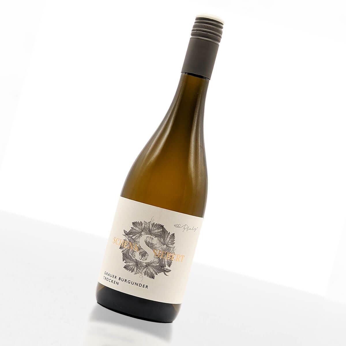 2019er Grauer Burgunder trocken • Weingut Schenk-Siebert