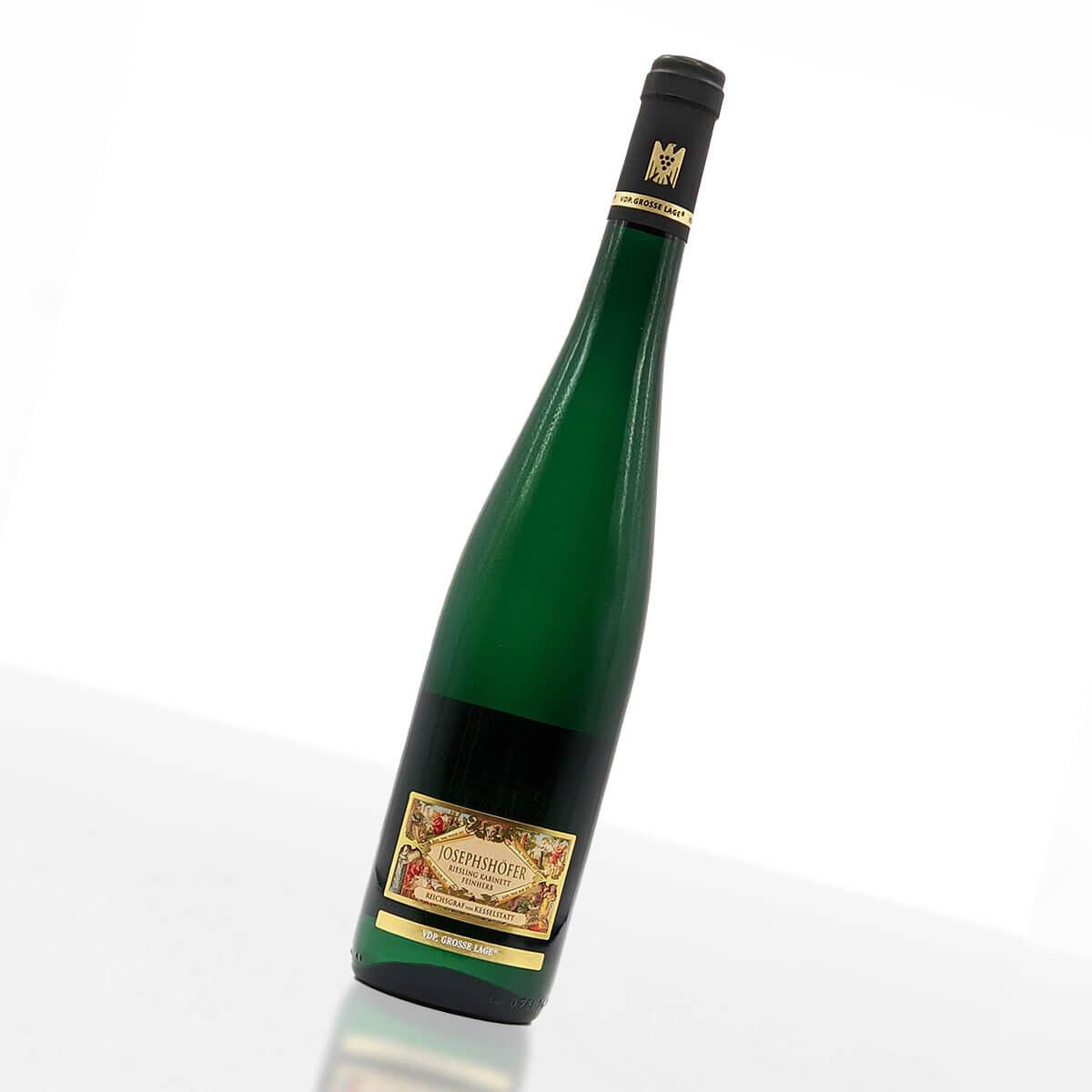 2018er Josephshöfer Kabinett Riesling feinherb • Weingut Reichsgraf von Kesselstatt