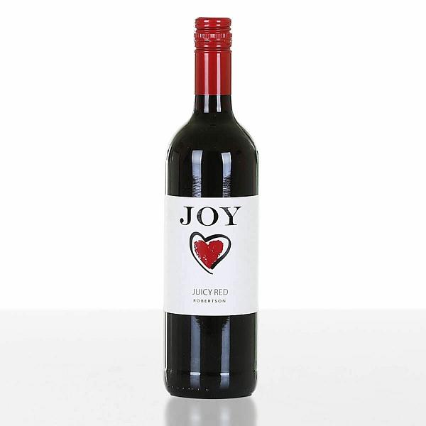 JOY Juicy Red trocken • Ashton Winery - Südafrika