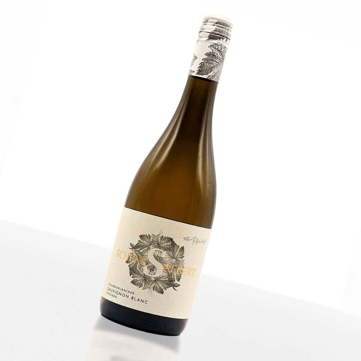 2019 Kleinkarlbacher Sauvignon Blanc trocken • Weingut Schenk-Siebert