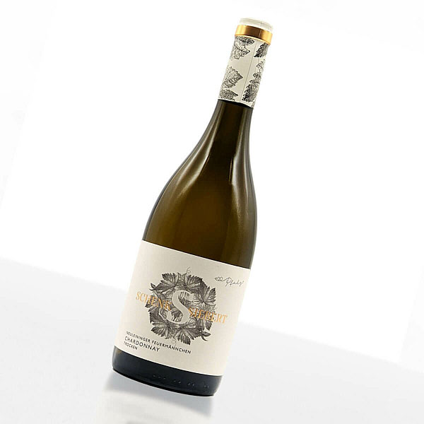 2017 Neuleininger Feuermännchen Chardonnay trocken • Weingut Schenk-Siebert