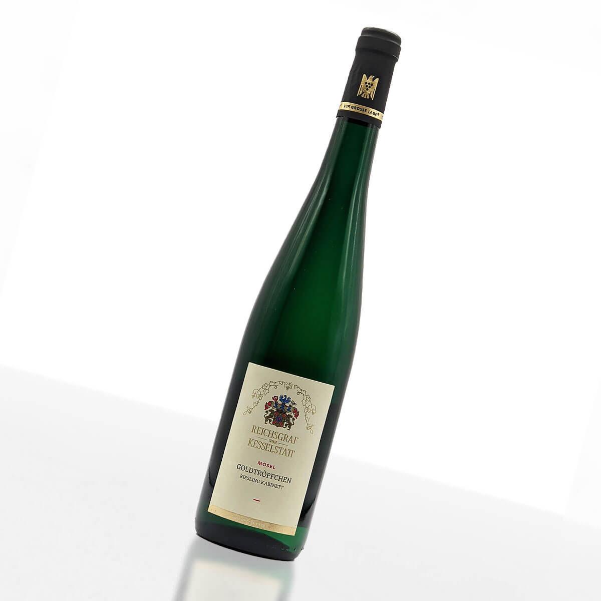 2019er Piesporter Goldtröpfchen Kabinett Riesling feinfruchtig • Weingut Reichsgraf von Kesselstatt