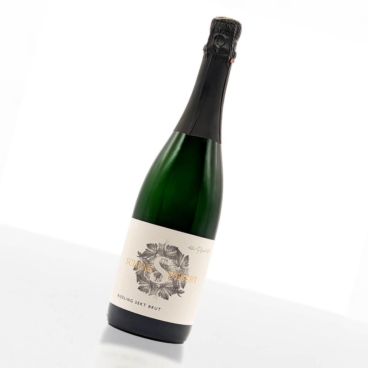Riesling Sekt Brut trocken • Weingut Schenk-Siebert