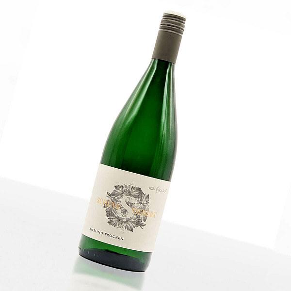 2019er RIESLING trocken • Weingut Schenk-Siebert