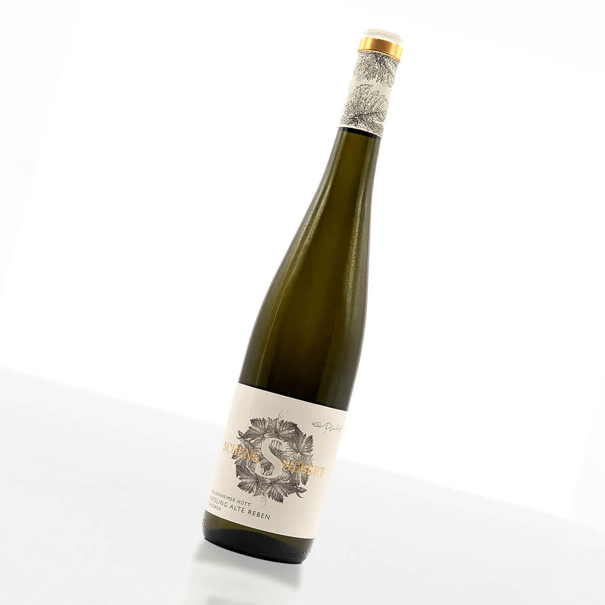 2018 Sausenheimer Hütt - Riesling Alte Reben trocken • Weingut Schenk-Siebert