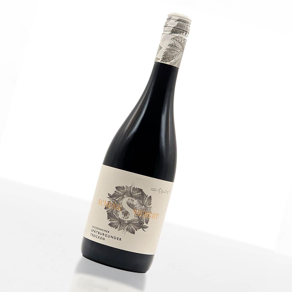 2017 Sausenheimer Spätburgunder trocken • Weingut Schenk-Siebert