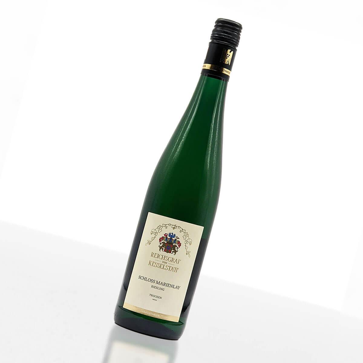 2019er Schloss Marienlay Riesling QbA trocken • Weingut Reichsgraf von Kesselstatt
