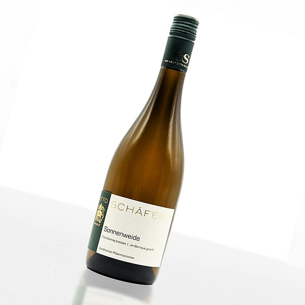2018er Sonnenweide Dorsheimer Pittermännchen trocken • Chardonnay • Weingut Otto Schäfer