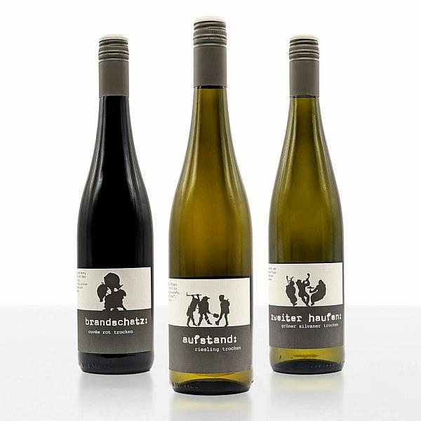 Weinpaket EDITIONSLINIE LEININGERLAND • Weingut Schenk-Siebert