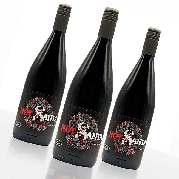 Weinpaket GLÜH SANTA (klein) • Weingut Schenk-Siebert