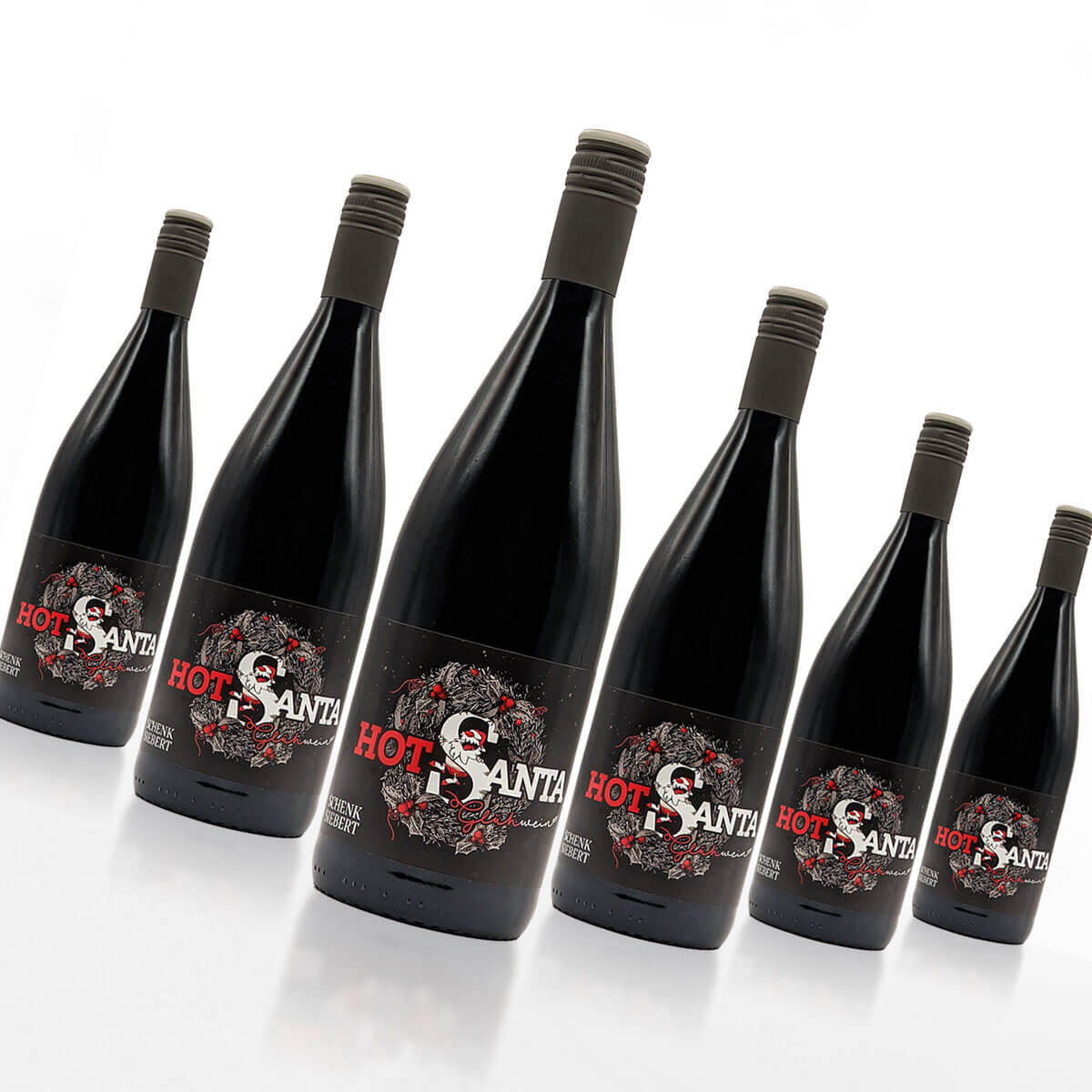 Weinpaket GLÜH SANTA • Weingut Schenk-Siebert