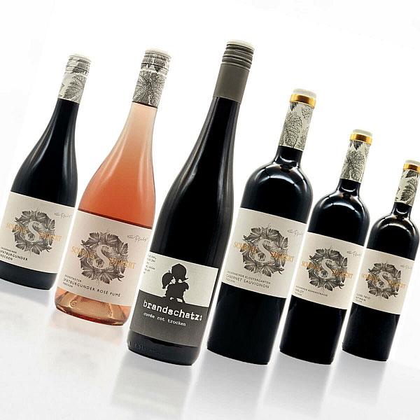 Weinpaket ROT • Weingut Schenk-Siebert
