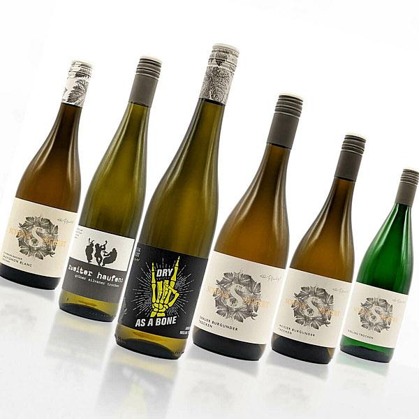 Weinpaket WEISS • Weingut Schenk-Siebert