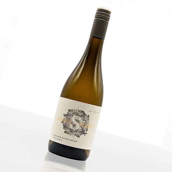 2019er Weißer Burgunder trocken • Weingut Schenk-Siebert