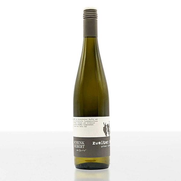 2018 Zweiter Haufen - Grüner Silvaner trocken • Weingut Schenk-Siebert