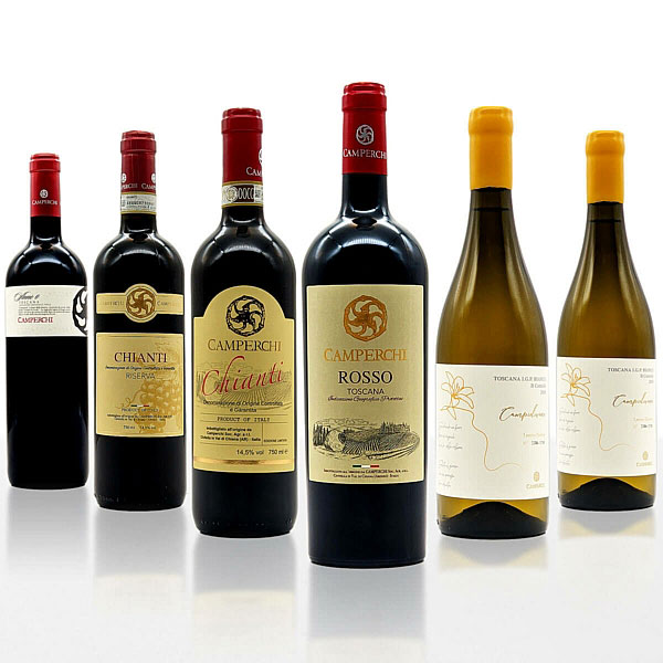 Weinpaket Camperchi Finest • Weingut Camperchi • Italien
