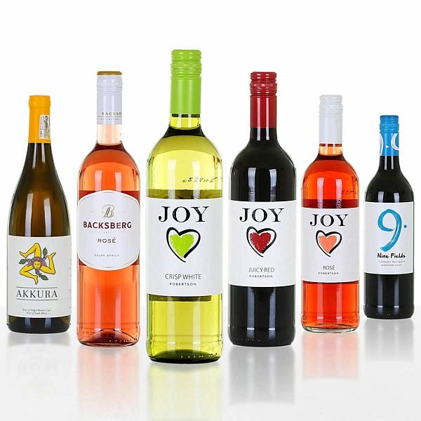 Weinpaket CapeWine • Weine aus Südafrika