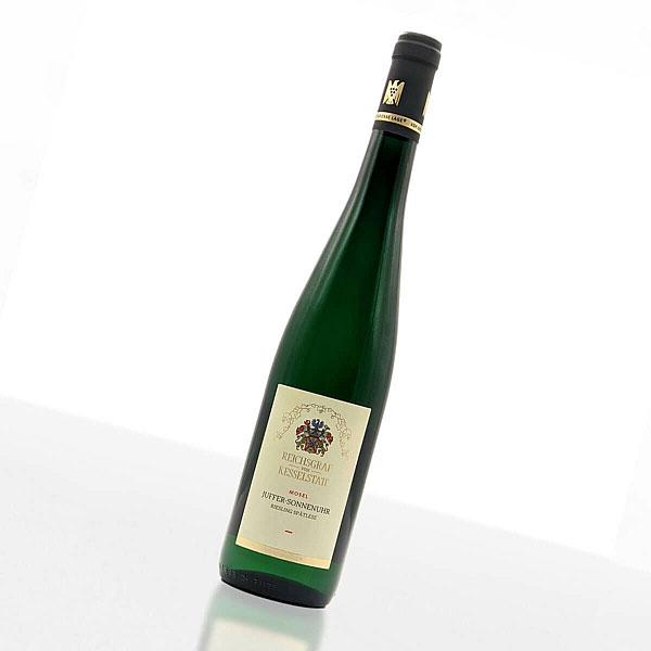 2018er Brauneberger Juffer-Sonnenuhr Riesling Spätlese • fruchtsüß • Reichsgraf von Kesselstatt GmbH