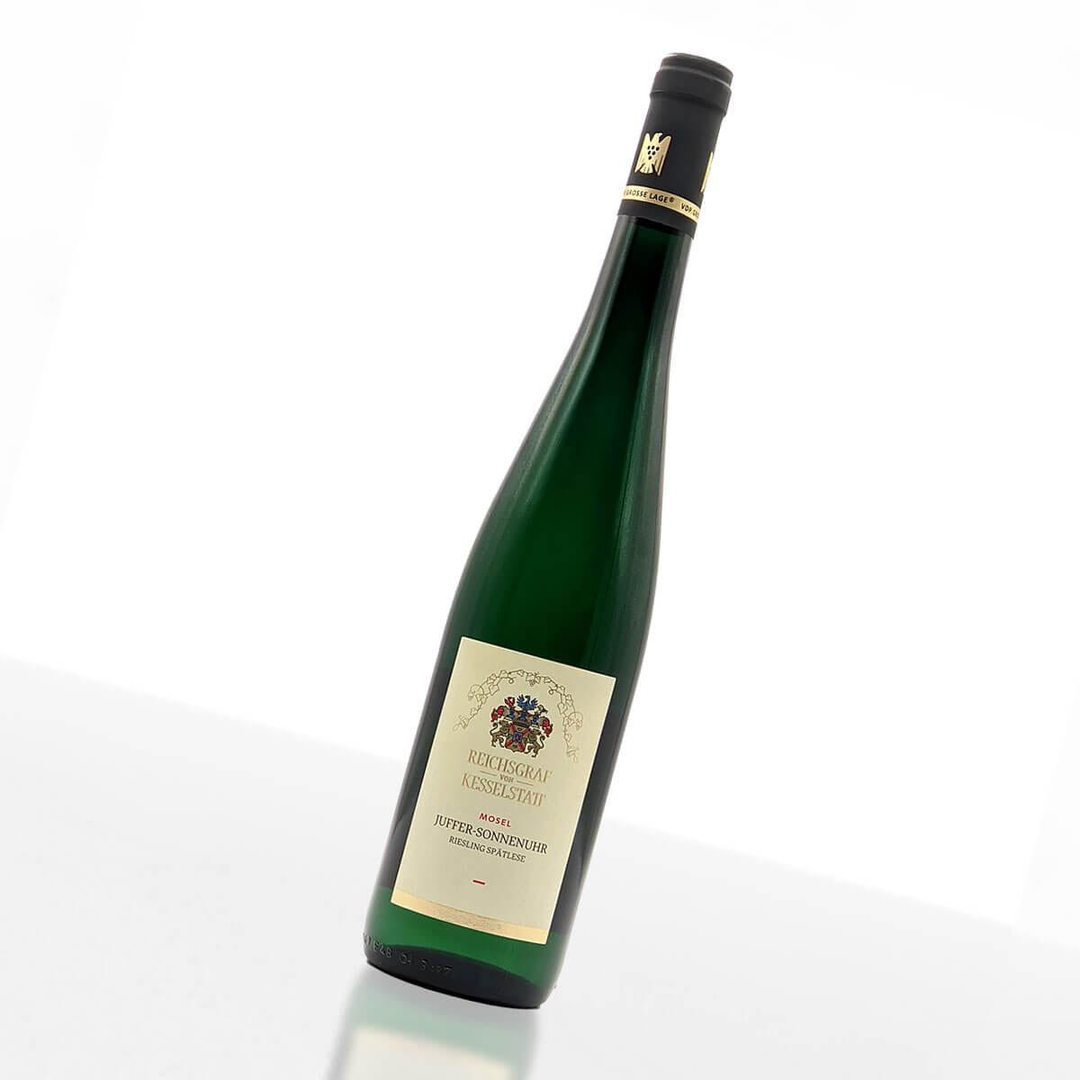 2018er Brauneberger Juffer-Sonnenuhr Riesling Spätlese • Weingut Reichsgraf von Kesselstatt