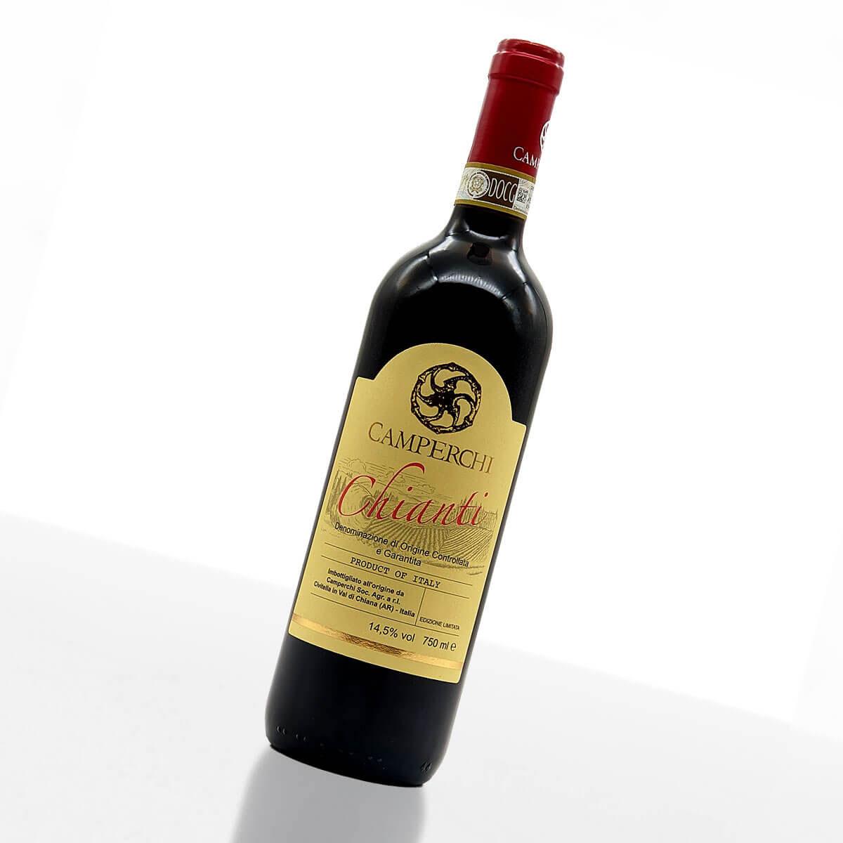 Chianti DOCG Prima Selezione BIO 2019 trocken • Weingut Camperchi