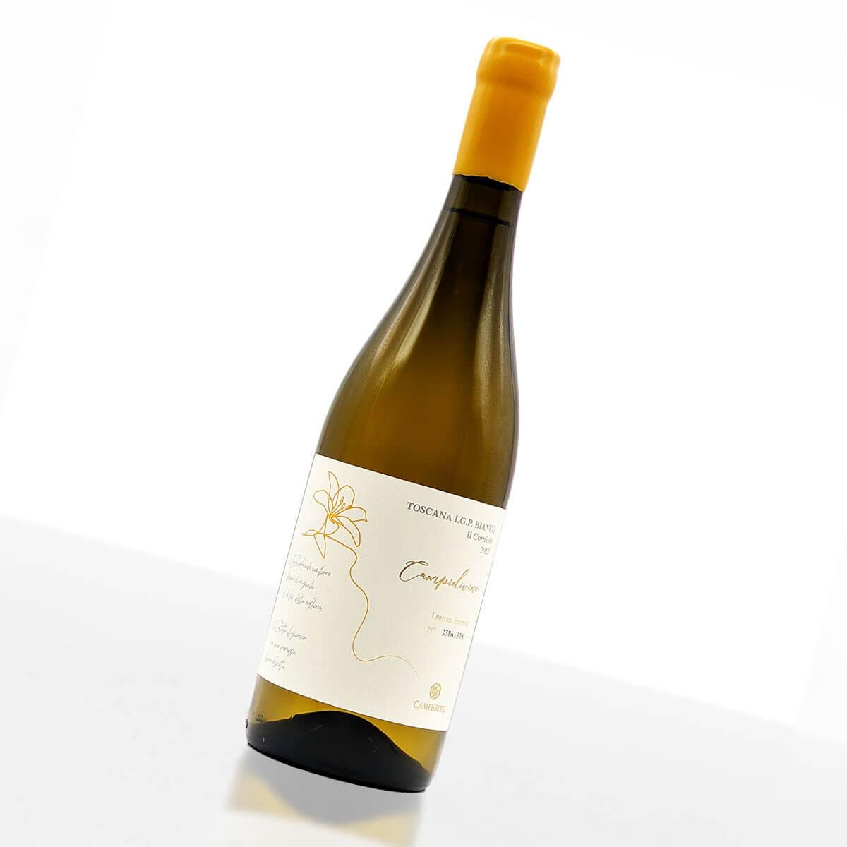 Il Corniolo Bianco Toskana I.G.P. - Campidivini Limited Edition BIO • Weingut Camperchi