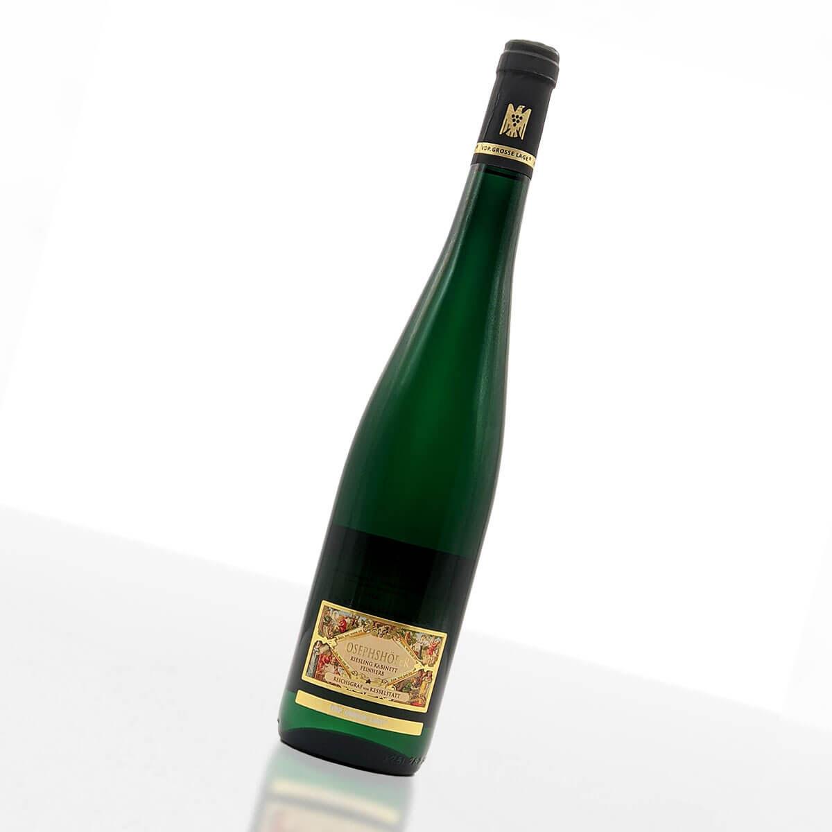 2019er JOSEPHSHÖFER - Monopol Riesling Kabinett feinherb • Weingut Reichsgraf von Kesselstatt