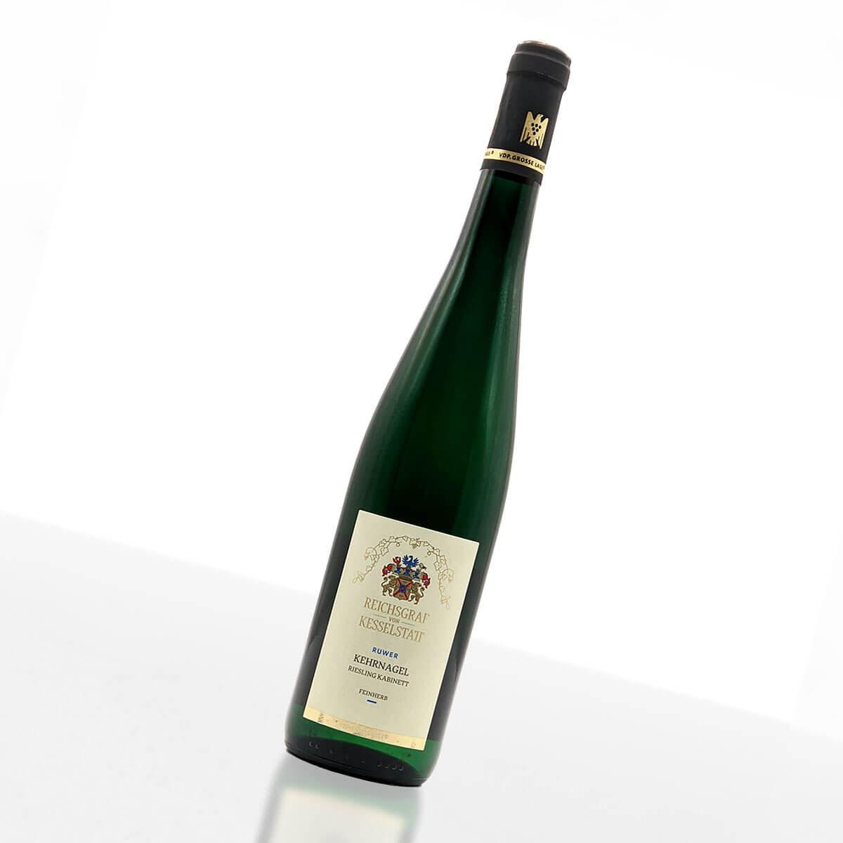 2019er Kaseler Kehrnagel Riesling Kabinett feinherb • Weingut Reichsgraf von Kesselstatt