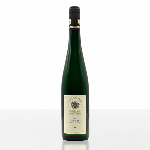 2019er Kaseler Nies'chen Riesling Kabinett • feinfruchtig • Reichsgraf von Kesselstatt GmbH