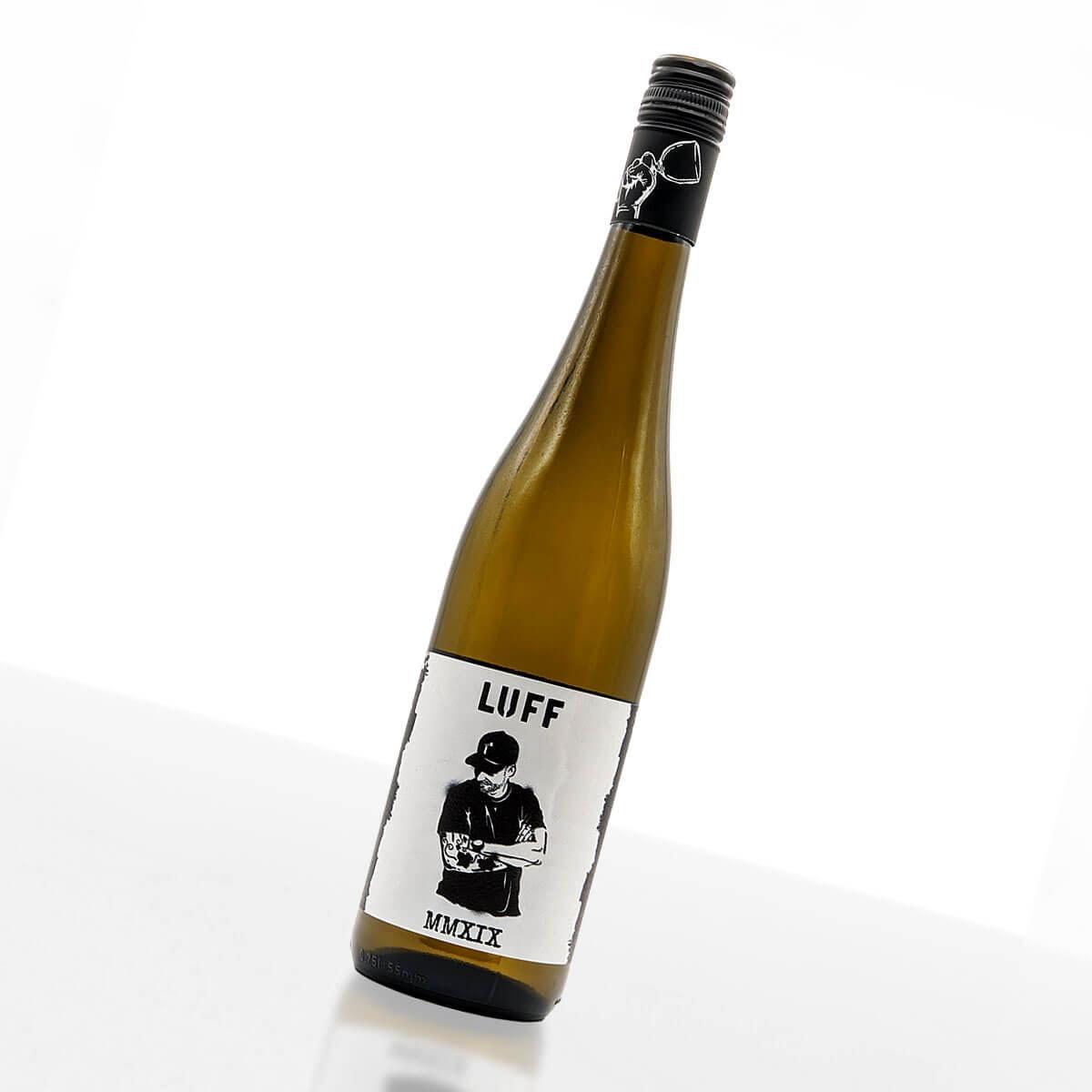 2019 MMXIX RIESLING • halbtrocken • Weingut Luff