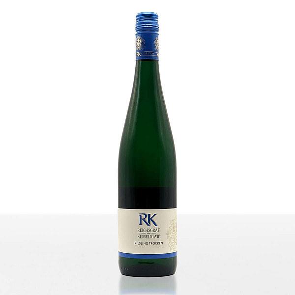 2018er RK Riesling trocken • Reichsgraf von Kesselstatt GmbH