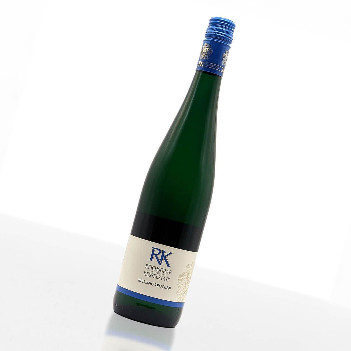 2018er RK Riesling trocken • Weingut Reichsgraf von Kesselstatt