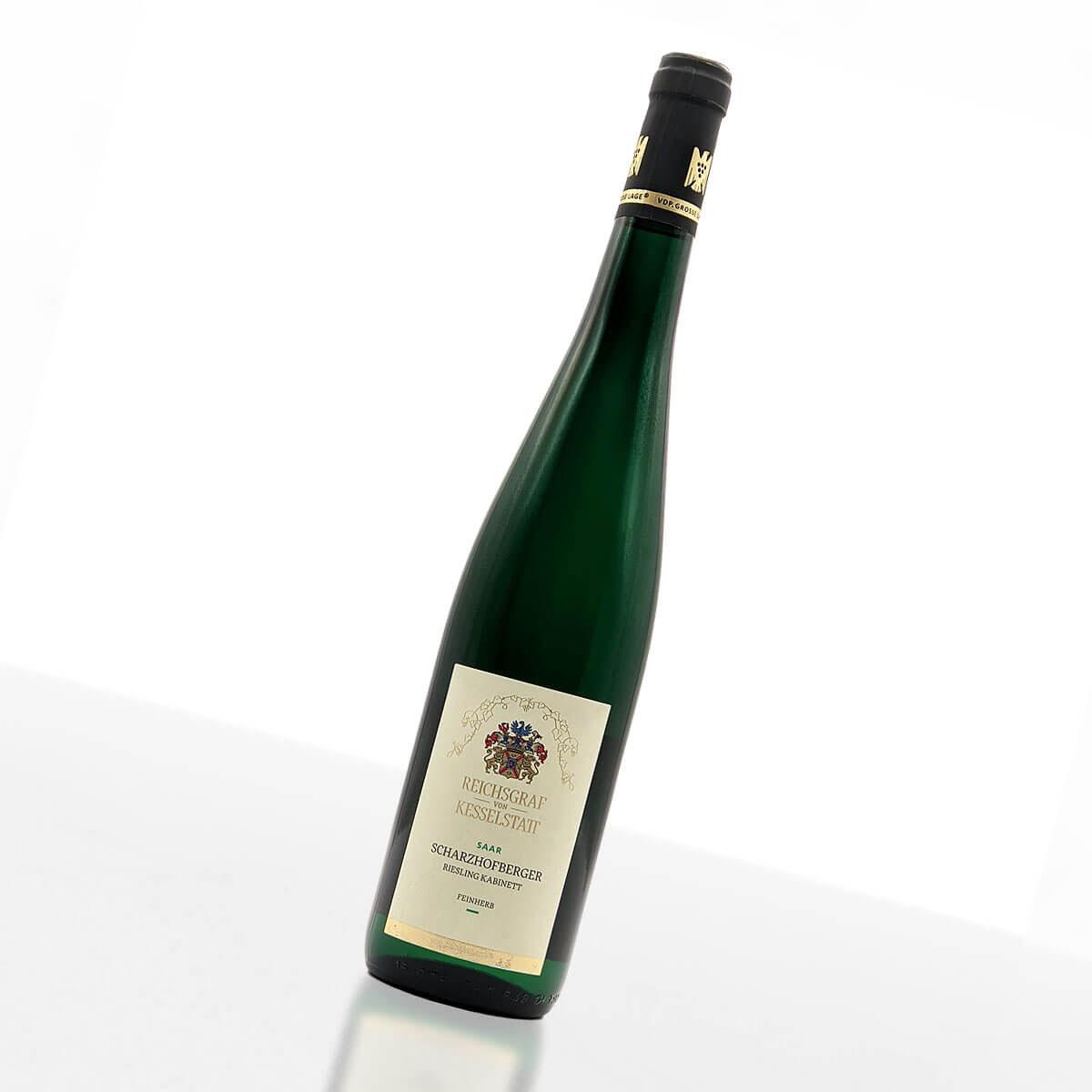 2019er Scharzhofberger Riesling Kabinett • Weingut Reichsgraf von Kesselstatt