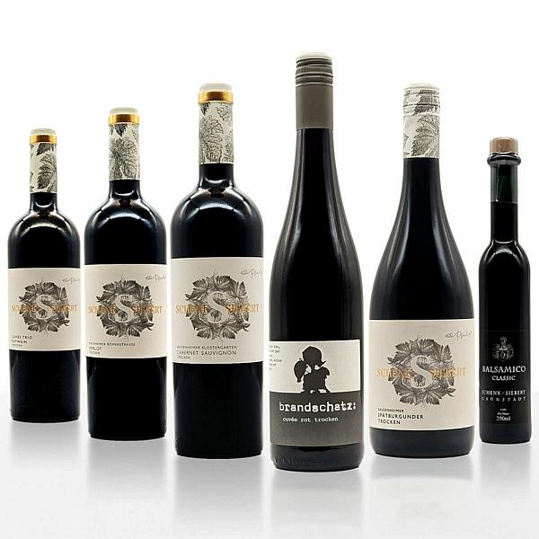 Wei(h)nachtspaket 1 • Weingut Schenk-Siebert