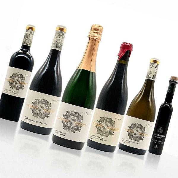 Wei(h)nachtspaket 2 • Weingut Schenk-Siebert