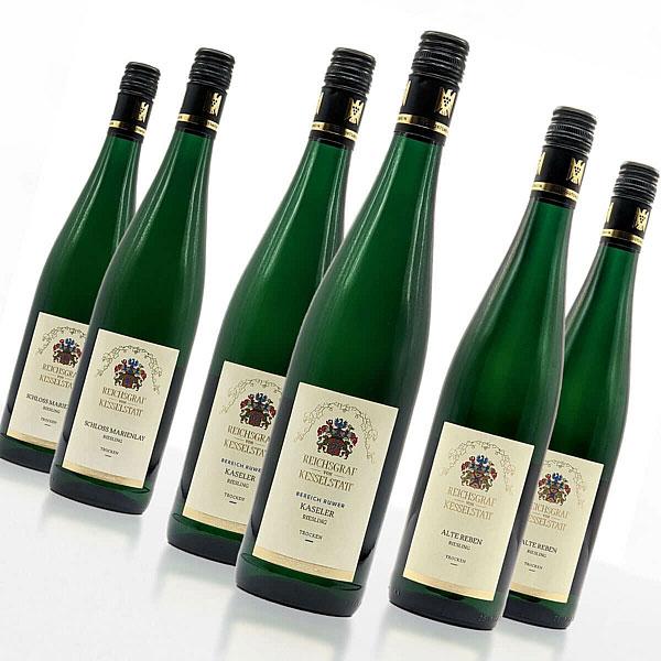 """Weinpaket """"Just Riesling"""" • Reichsgraf von Kesselstatt GmbH"""