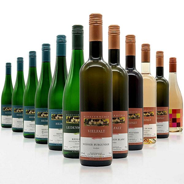 Kennenlern-Weinpaket • Weingut Klostermühle