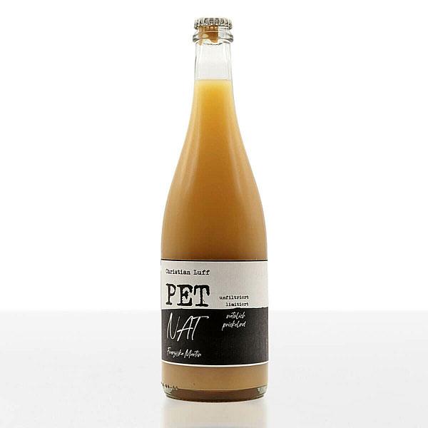 2020 PET NAT • pétillant naturel • natürlich prickelnd • Weingut Luff