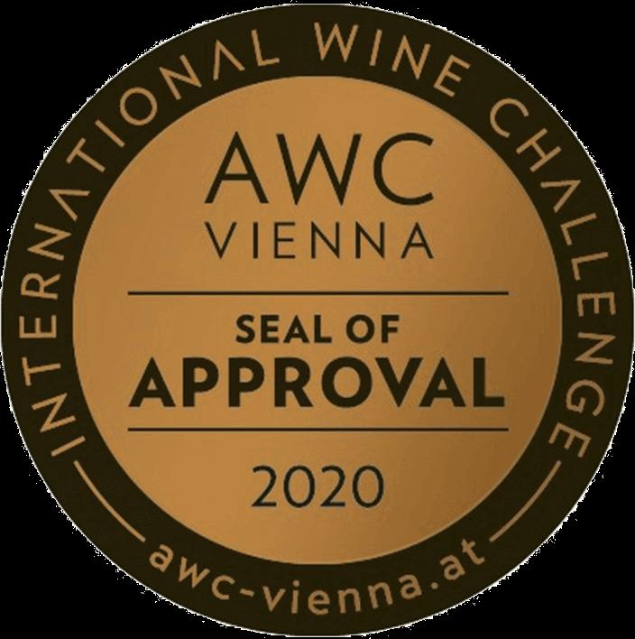 Ausgezeichnet von AWC VIENNA 2020