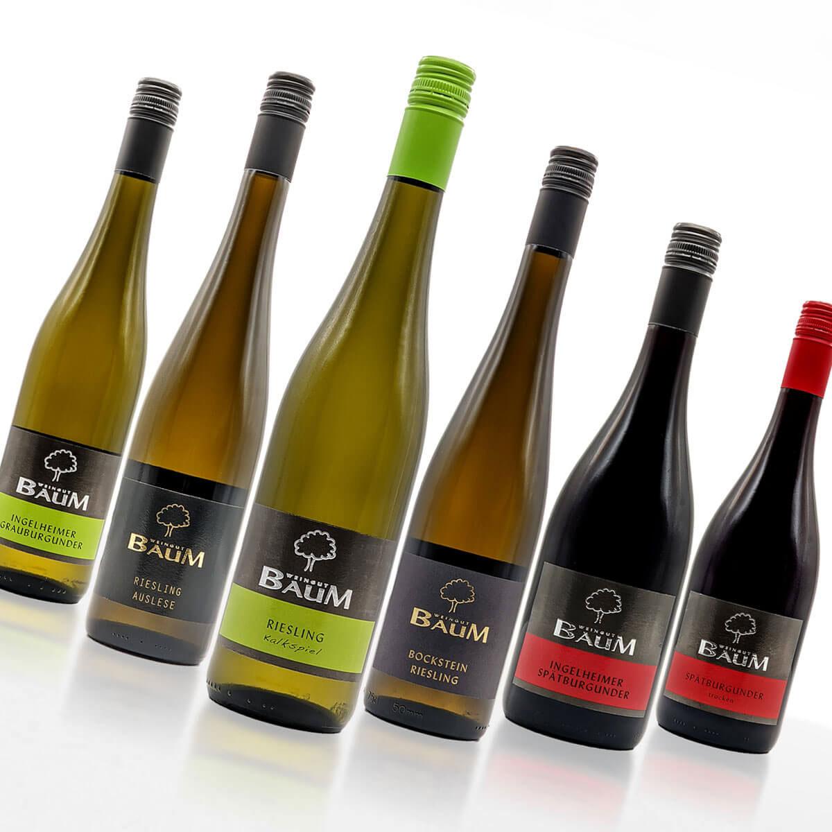 Kennenlern-Weinpaket • Weingut Baum