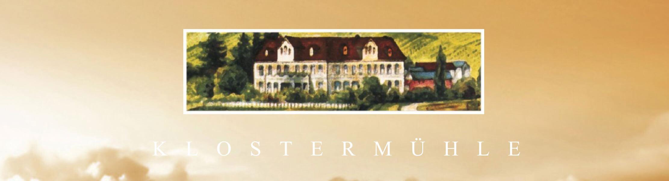 Weingut Klostermühle